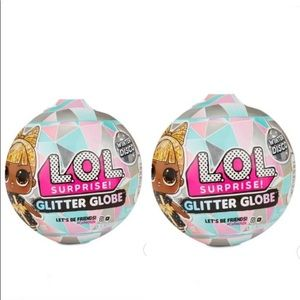 Other - lol surprise winter disco dolls set of two